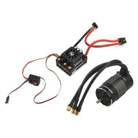 Hobbywing HWI38010403  EZRun Max8 Waterproof Brushless ESC/ 2600kV Motor Combo w/TRX Plug