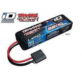 Traxxas TRA2843X 5800mAh 7.4V 2-Cell 25C Lipo ID