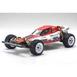Kyosho KYO30619  Kyosho Turbo Optima Gold 4WD Off-Road Buggy Racer Kit