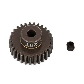 Team Associated ASC1347 FT Aluminum Pinion Gear, 29T 48P, 1/8 shaft