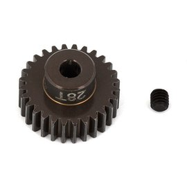 Team Associated ASC1346 FT Aluminum Pinion Gear, 28T 48P, 1/8 shaft