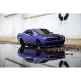 Kyosho KYO34415T1B  Fazer Mk2 Dodge HELLCAT Purple Challenger SRT2015 1/10 EP 4WD