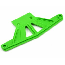 RPM R/C Products RPM81164 Green Wide Front Bumper Rustler, Stampede, Nitro Sport & Bandit