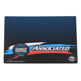 Team Associated ASCSP437  2019 Worlds Counter Top Setup Mat (40x50cm)