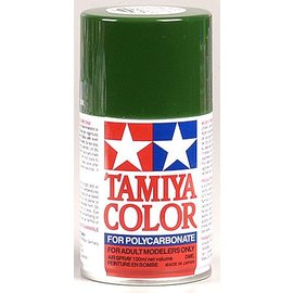 Tamiya TAM86009 PS-9 Polycarbonate Spray Green 3 oz