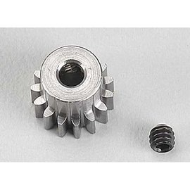 "Robinson Racing RRP1115  15T Pinion Gear Mod 0.6 Metric 1/8"" or 3.17mm Bore"
