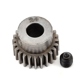 Robinson Racing RRP2024  24T Pinion Gear 48P Machined 5mm Bore