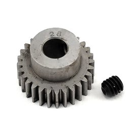 Robinson Racing RRP2028  28T Pinion Gear 48P Machined 5mm Bore