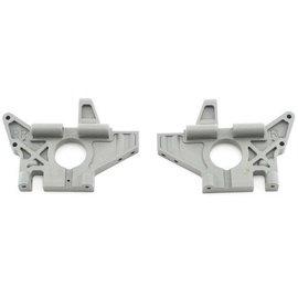 Traxxas TRA4929R Rear Bulkhead Set (Grey) (TMX3.3)