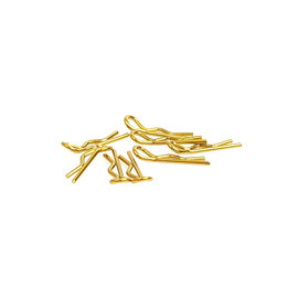 Core RC CR062  Gold Small Body Clips (8)