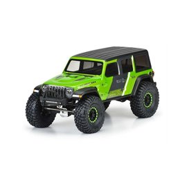 "Proline Racing PRO3546-00  Jeep Wrangler JL Unlimited Rubicon 12.3"" Crawler Clear Body"