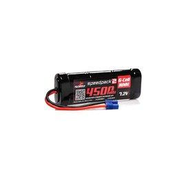 Dynamite DYNB2080EC  7.2V 4500mAh 6-Cell Speedpack2 Flat NiMH Battery: EC3