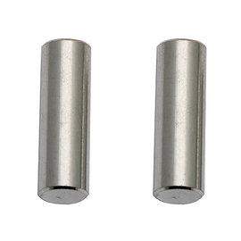 Team Associated ASC91132  Aluminum Idler Shafts 4x4 (2)