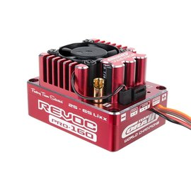 Team Corally COR53004  Corally Revoc Pro 160A Racing Factory 2-6S ESC