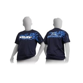Xray XRA395013 Xray Team T-Shirt (L)