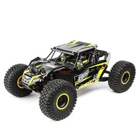 TLR / Team Losi LOS03009T1  Yellow 1/10 Rock Rey 4WD Brushless RTR with AVC