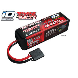 Traxxas TRA2857X  6400mAh 11.1v 3-Cell 25C LiPo Battery