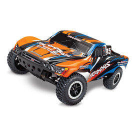 Traxxas TRA58034-1  OrangeX Slash 2wd Short Course RTR w/ Battery & Charger