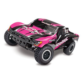 Traxxas TRA58034-1  PinkX Slash 2wd Short Course RTR w/ Battery & Charger