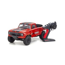 Kyosho KYO34363T1  Red 1/10 2WD Truck 2RSA Series Outlaw Rampage PRO RTR