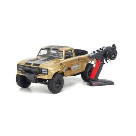 Kyosho KYO34363T2  Gold 1/10 2WD Truck 2RSA Series Outlaw Rampage PRO RTR