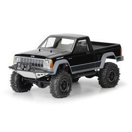 "Proline Racing PRO3362-00  12.3"" Jeep Comanche ""Full Bed"" Rock Crawler Clear Body"