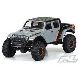 "Proline Racing PRO3535-00  2020 Jeep Gladiator 12.3"" Crawler Clear Body"