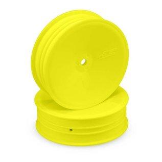 Jco3376y Yellow Mono 2 2 Quot B6 Rb6 Slim Front Wheel 4 Michael S Rc Hobbies