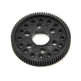 CRC CLN64180 64 Pitch Spur Gear, 80 Tooth 16x 3/32 or 2.5mm Ball