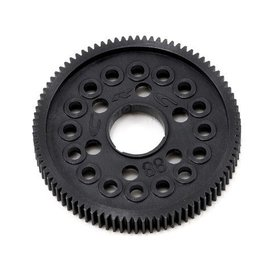 CRC CLN64188 64 Pitch Spur Gear, 88 Tooth 16x 3/32 or 2.5mm Ball