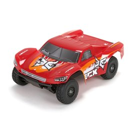 ECX ECX01001T2  Red & Orange 1/18 Torment 4WD SCT RTR