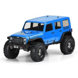 Proline Racing PRO3502-00  Jeep Wrangler Unlimited Rubicon Body (Clear) (TRX-4)