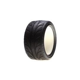 Vaterra LOS43043  1/10 Rear 67x30mm V1 Performance S Compound Tire with Inserts (2) for V100 VTR43012