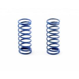Team Associated ASC8452 FT Micro Shock Springs, blue 10.0 lb medium (2)