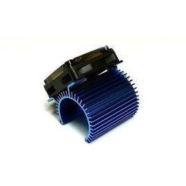 Hobbywing HWI86080120  Hobbywing C1 Motor Heatsink & Fan Combo