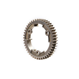 Traxxas TRA6447R  Metal Spur gear, 46-tooth (wide-face, 1.0 metric pitch) for E-Revo VXL X-Maxx XO-1