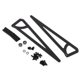 J Concepts JCO2709  SC6.1 Street Eliminator Wheelie Bar Kit