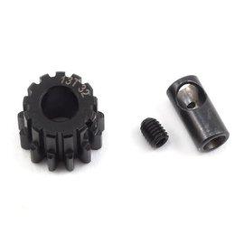 Protek RC PTK-8056 13T Steel 32P Pinion Gear w/3.17mm Reducer Sleeve (Mod .8) w/5mm Bore