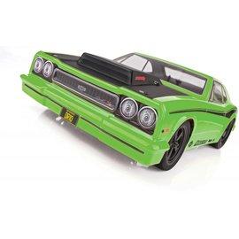 Team Associated ASC70026  Green 1/10 DR10 2WD Drag Race Car Brushless RTR