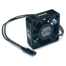 Fantom Racing FAN19246  Black Aluminum 30mm Case Motor Fan