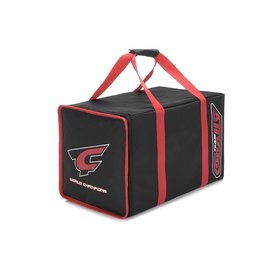 Team Corally COR90240  Carry Bag w/ 2 Corrugated Plastic Drawers