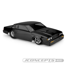 J Concepts JCO0357  1987 Buick Grand National Street Eliminator Body
