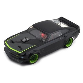 HPI HPI112468  1969 Mustang RTR-X 1/18 4WD RTR Micro RS4 Sedan