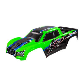 Traxxas TRA7811G  Green  X-Maxx Monster Truck Pre-Painted Body