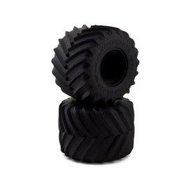 "J Concepts JCO3168-05  5.6"" Renegades Monster Truck Tire w/React Foams (2) (Gold)"