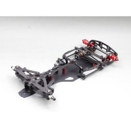 RocheRC USA 152020  Rapide F1 Evo2 USA Spec 1/10 Competition Car Kit Alum Chassis