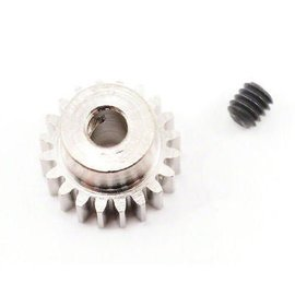 "Robinson Racing RRP1021 21T Pinion Gear Steel 48P 1/8"" or 3.17mm Bore"
