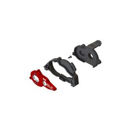 Arrma AR310898  Aluminum Adjustable Motor Mount: 4x4 BLX 3S ARAC7006