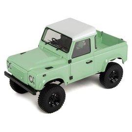 RC4WD RC4ZRTR0044  Green Gelande II RTR w/ '15 Land Rover Defender D90 PU Heritage Edition