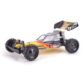 "Schumacher K172  CAT XLS ""Masami"" 1/10 4WD Off-Road Buggy Kit"